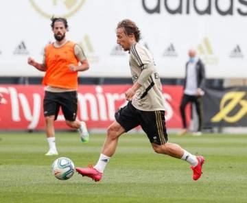 Modric reveals how Mourinho almost made Cristiano Ronaldo cry