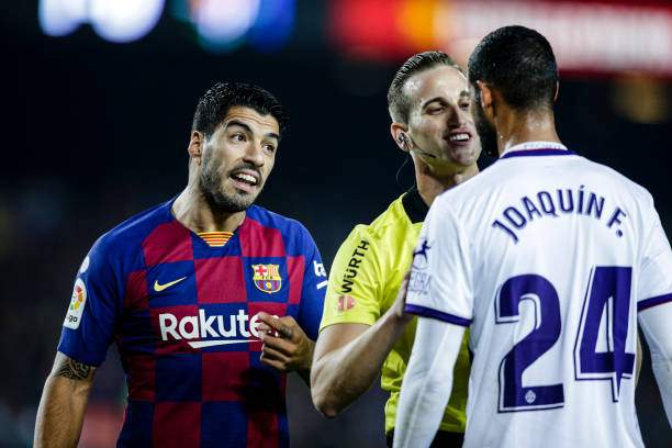 Luis Suarez From Uruguay Of Fc Barcelona And 24 Joaquin During The La Picture Id1178903671?k=6&m=1178903671&s=&w=0&h=4pewLlQKqpbiDUW EKr4UAOIaMOePmWzHg2N8Am 8Z0=