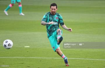 LaLiga: Messi could miss Koeman's first El Clasico in October