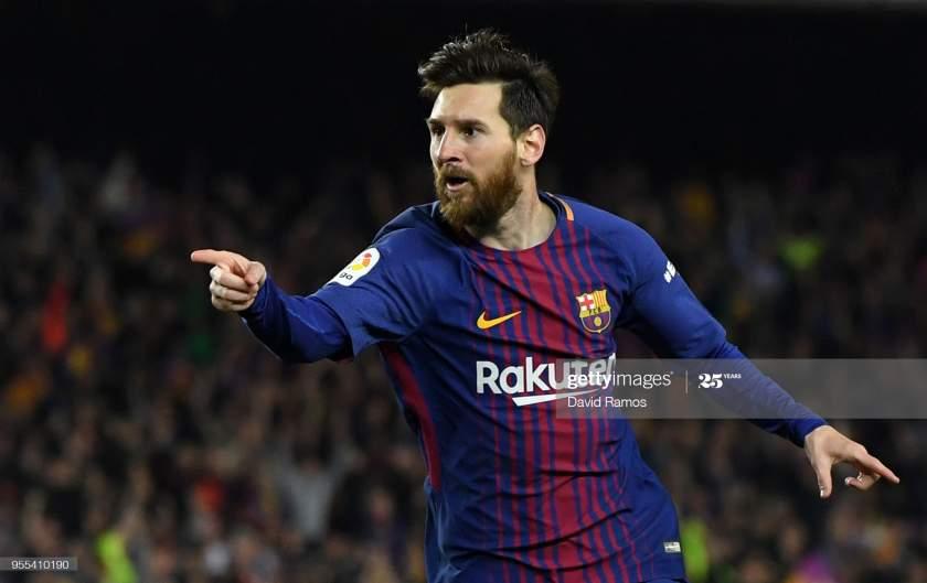 LaLiga: Messi names best goalkeeper in the world