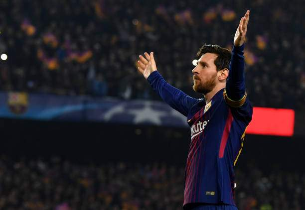 Messi excludes Cristiano Ronaldo, names five best players in the world