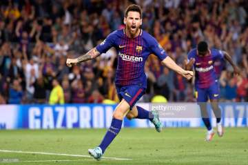 Barcelona to offer Messi 1 special christmas gift which will keep him at Camp Nou