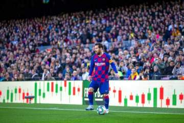 LaLiga: Barcelona confirm Messi's injury, give team news ahead of restart