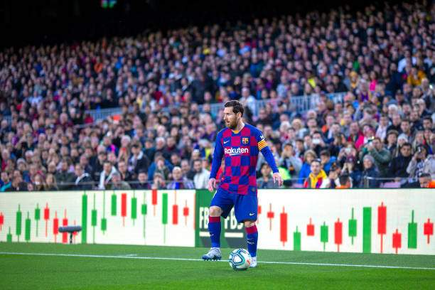 Lionel Messi Of Barcelona In Action During The Barcelona V Real La Picture Id1211579444?k=6&m=1211579444&s=&w=0&h=h48io4nOqJAlwR6ywrzrwK39ZZ4JDeGA5s865N4kaRI=