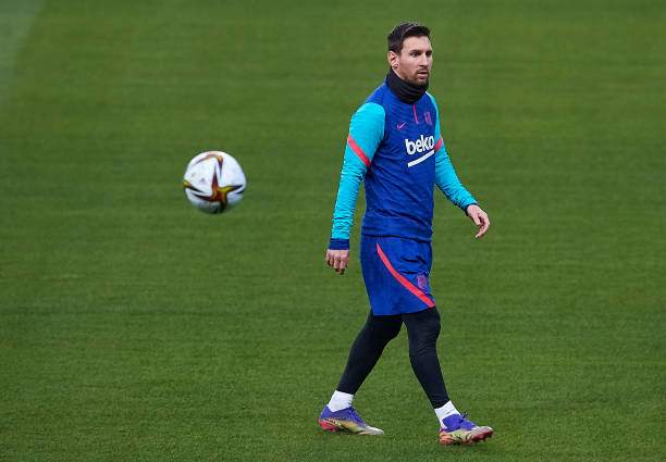 Barcelona vs Athletic Bilbao: Messi doubtful for Spanish Super Cup final