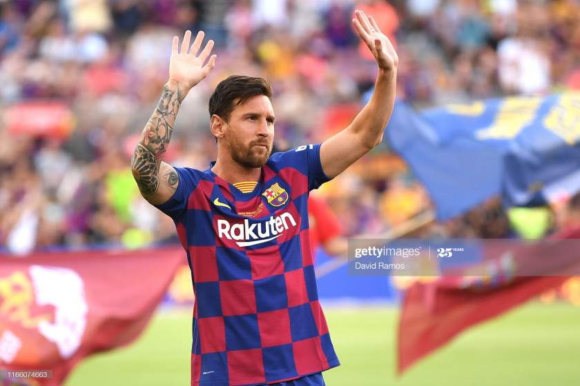 Transfer: Messi free to speak with EPL clubs