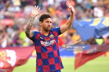 LaLiga: Barcelona could rename stadium after Lionel Messi