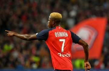 EPL: Osimhen to replace Aubameyang at Arsenal