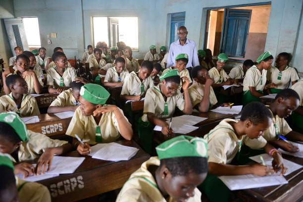 Public School For Girls In Mainland Area On March 17 2016 In Lagos Picture Id648348618?k=6&m=648348618&s=&w=0&h=_yXcPSFWlIHat02HBihivW8v9ceCxIAAtmcCEhGF49M=