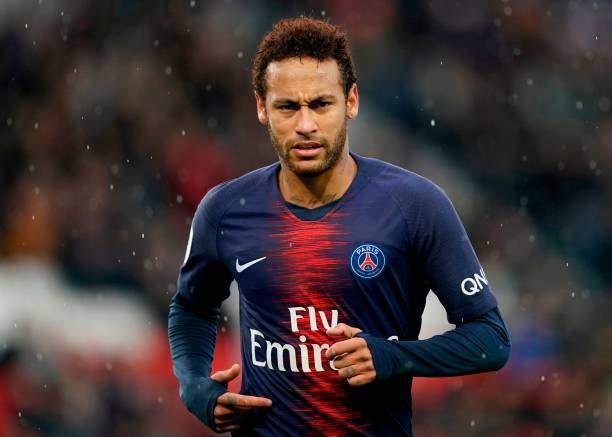 Paris Saintgermains Brazilian Forward Neymar Looks On During The L1 Picture Id1141122226?k=6&m=1141122226&s=&w=0&h=7Lrmb_PsBSzQ8mRxu5phI47hDr8t330X0zkHnKyIsjY=