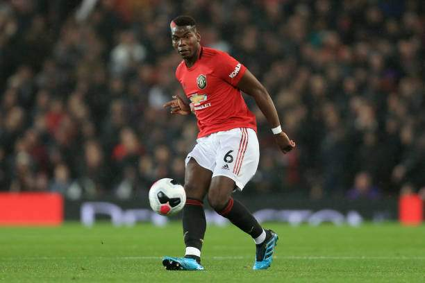 Paul Pogba Of Man Utd In Action During The Premier League Match Picture Id1174462489?k=6&m=1174462489&s=&w=0&h=0Gp29ycC767AY1dSl221UXPJJBMRYwD_HdFb Gskg5M=