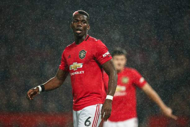 Paul Pogba Of Manchester United During The Premier League Match Picture Id1172651008?k=6&m=1172651008&s=&w=0&h=GWGOIMlEnkD9L7 _wZ2Ipm8wf Q9cjPQvE260jW7QM8=