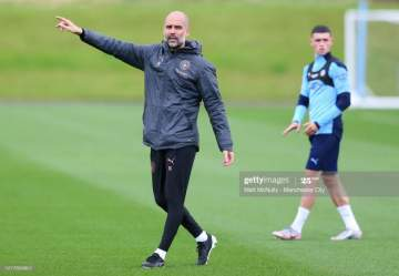 Leeds vs Man City: Guardiola reveals who he admires most in football