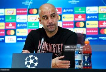 Marseille vs Man City: Why we didn't buy striker after Messi deal fell through - Guardiola