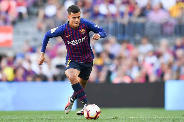 Philippe Coutinho Of Fc Barcelona Runs With The Ball During The La Picture Id1043041894?k=6&m=1043041894&s=&w=0&h=R4SS8nVbGfRUFIC0W1NdIUvS1kvQ3AjEaceMLORP0rg=
