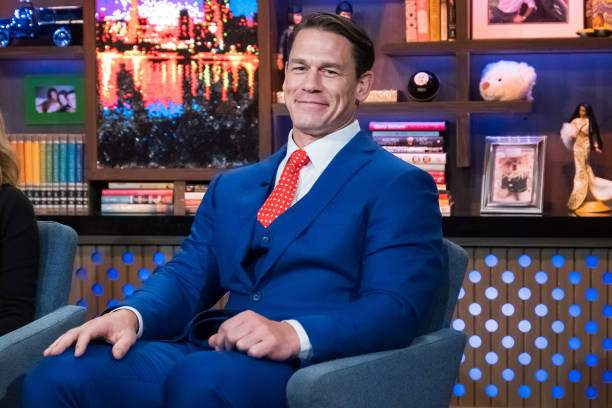 John Cena talks about his prolonged fued with WWE legend The Rock
