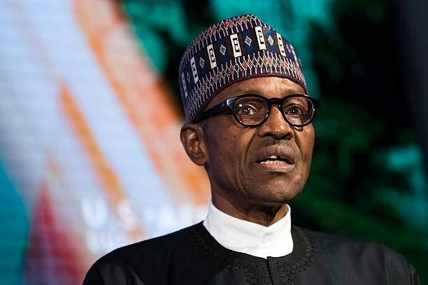 President Of Nigeria Muhammadu Buhari Speaks At The Usafrica Business Picture Id609508778?k=6&m=609508778&s=&w=0&h=NrMWvsdClMD_ QmaC6IHWYwmXwQKeAgyFNso8NLwXXk=