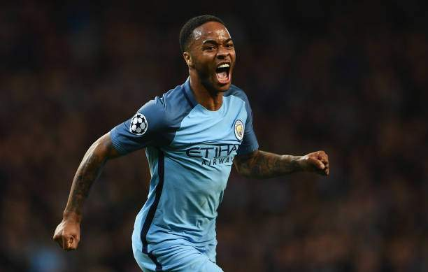 Raheem Sterling Of Manchester City Celebrates As He Scores Their Picture Id643494074?k=6&m=643494074&s=&w=0&h=QsoEFcD8eRKfscHjCY8tYHMbSVVVe7qD2wFfxKx CmM=