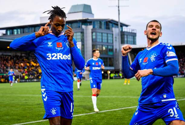 Super Eagles star fires his European club to victory days before AFCON 2019 qualifier