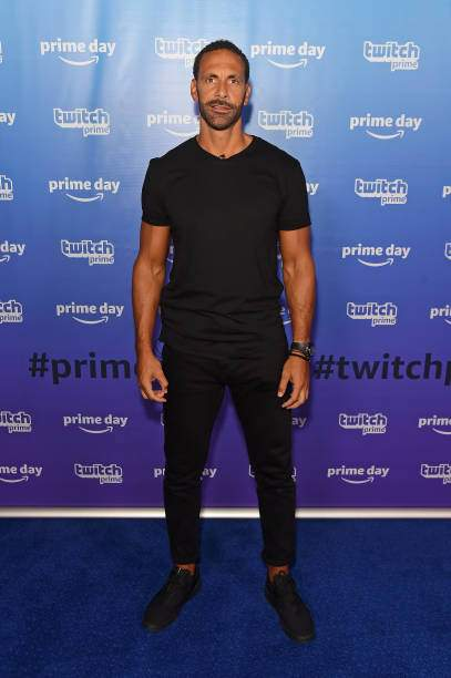 Rio Ferdinand At The Twitch Prime Crown Cup At The Gfinity Esports Picture Id1161802271?k=6&m=1161802271&s=&w=0&h=g3HgSAXFY2mqm SBjddZdZ9DFoloI8uZYpNNlW6dyjs=