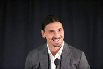 Top Seria A club make surprise approach for Ibrahimovic 6-month deal