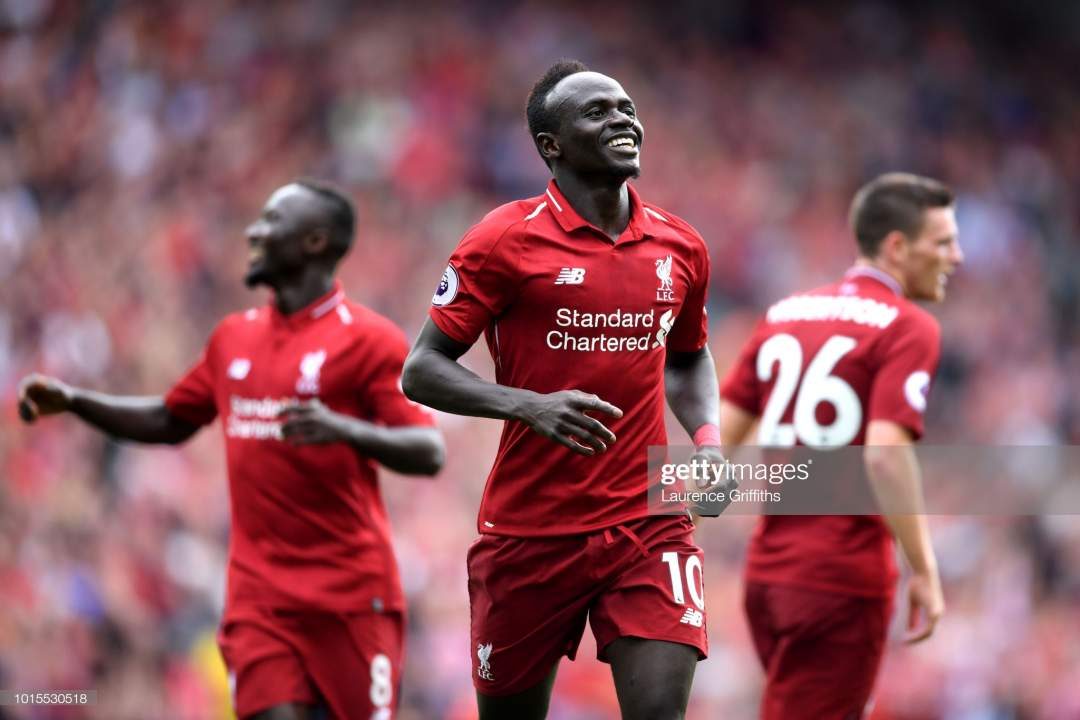 Sadio Mane Of Liverpool Celebrates After Scoring His Teams Third Goal Picture Id1015530518?s=28
