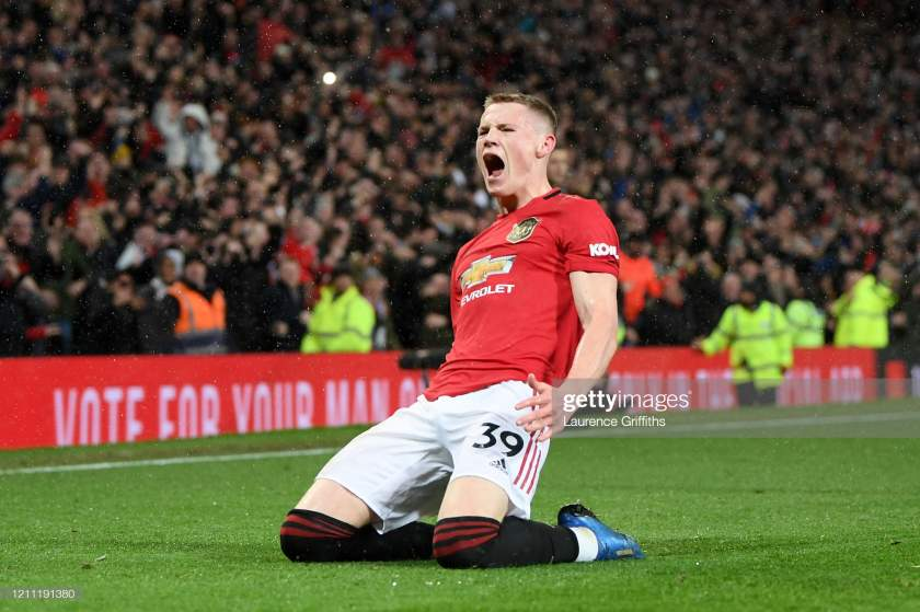 EPL: Scott McTominay makes Premier League history in Man United's 6-2 win over Leeds
