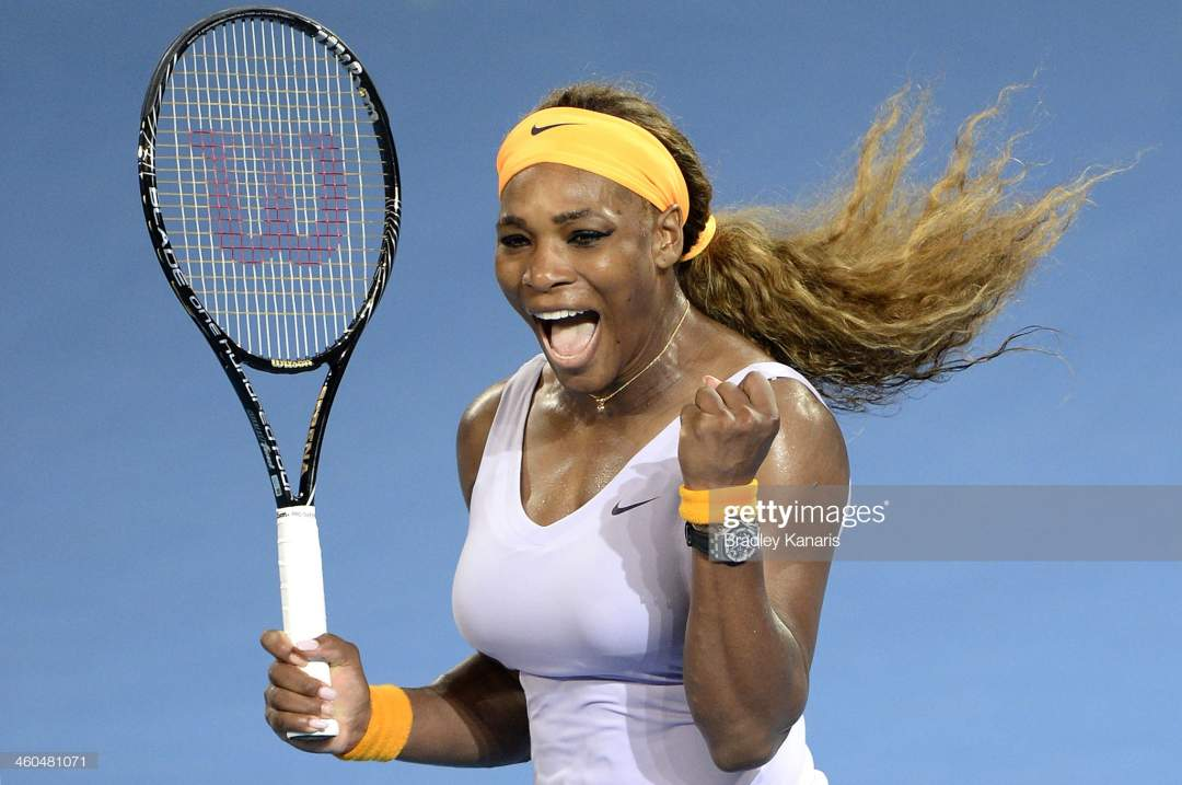 Tennis champion Serena Williams undergoes boxing training, has Mike Tyson as trainer (photos/video)