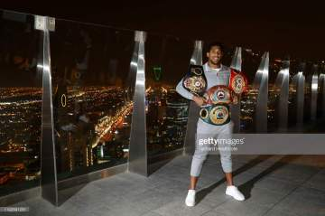 Deontay Wilder reveals why he will never fight Anthony Joshua