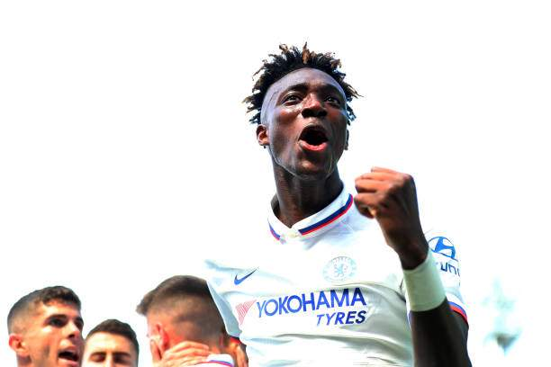 EPL: What Tammy Abraham said about playing for Nigeria after hat-trick against Wolves
