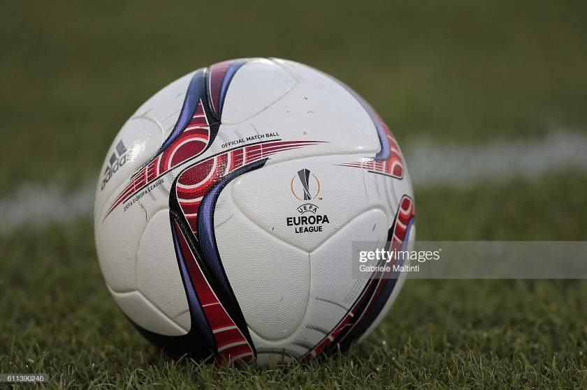 Europa League Draw: Teams to challenge each other in round 32 revealed