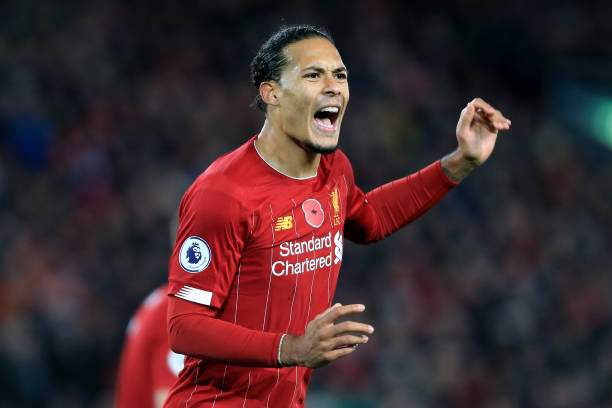 Virgil Van Dijk Of Liverpool Shouts During The Premier League Match Picture Id1181661802?k=6&m=1181661802&s=&w=0&h=0o_hs9t6pfakny_ PBCPxMhsCI6UcOlWq04vF_ceBD4=