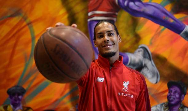 Virgil Van Dijk Of Liverpool Playing Basketball On July 26 2018 In Picture Id1216229062?k=6&m=1216229062&s=&w=0&h=M0J83TfDoQqYyXI1RNfJ1SJgw9GALMe6sT08f7KS1V4=