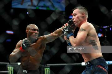 Breaking: Usman destroys Trump's close friend, wins by 5th round TKO to retain UFC welterweight belts