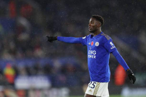 Super eagles star Ndidi tops chart with incredible milestone after 12 games in Premier League (See figures)