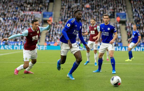 Wilfred Ndidi Of Leicester City Runs With The Ball During The Premier Picture Id1182068362?k=6&m=1182068362&s=&w=0&h=mbaNEn8kda8Fm MmTaaTevieB6XxddD0JgdpetqIyXk=