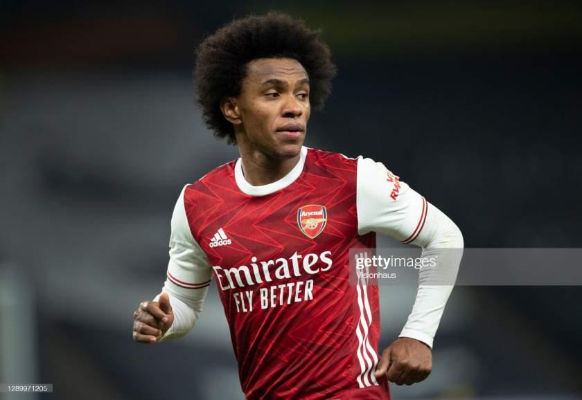 EPL: Why I'm struggling at Arsenal - Willian