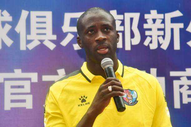 Yaya Toure predicts what'll happen to Super Eagles of Nigeria in future