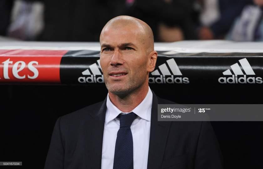 LaLiga: Zidane reacts as Real Madrid lose 2-1 to Alaves