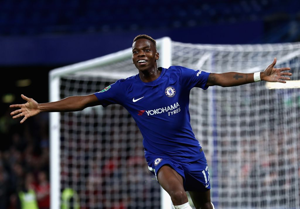 Chelsea Youngster Charly Musonda Earns Antonio Conte Praise After Goal V Nottingham Forest