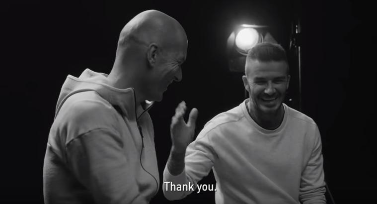 Becks Zidane