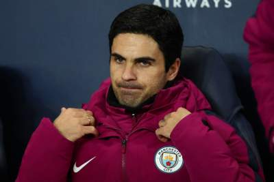 How Mikel Arteta outsmarted Arsene Wenger when Manchester City played Arsenal