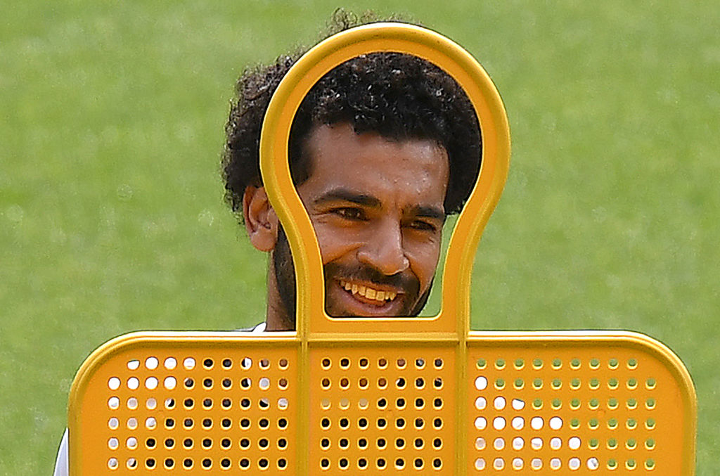 Mohamed Salah responds to Ronaldo comparison ahead of Champions League final against Real Madrid