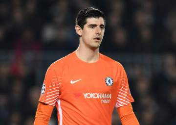 Chelsea reject £35m bid from Real Madrid for Thibaut Courtois