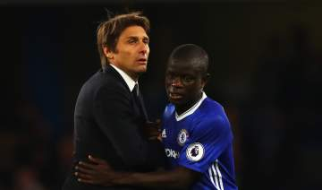 N'Golo Kante sends message to Antonio Conte after Chelsea sacking