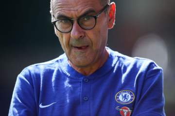Four decisions for Maurizio Sarri ahead of Chelsea clash with Arsenal