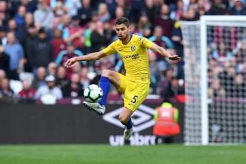 Jorginho sets new Premier League record in Chelsea's draw against West Ham