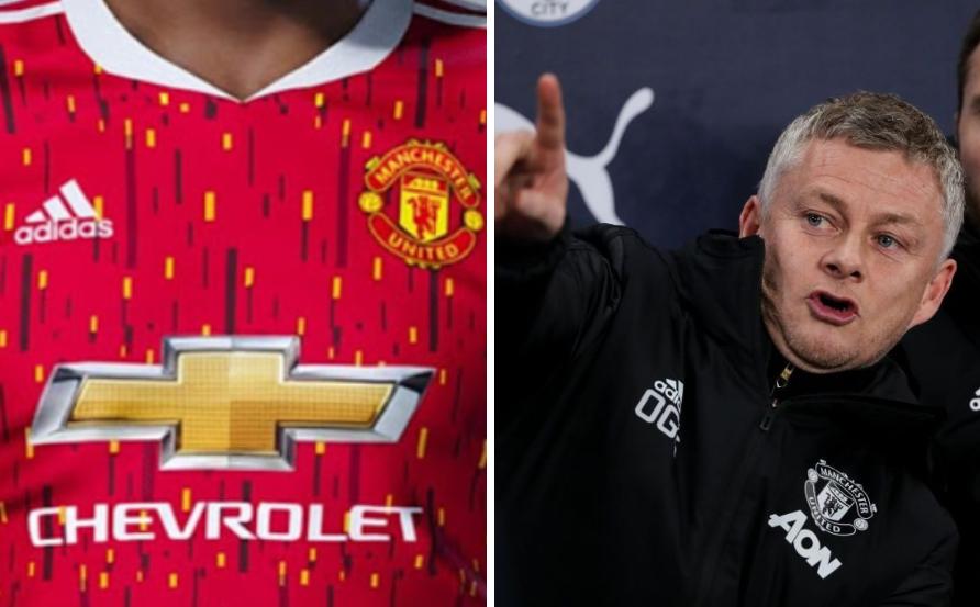 New Man Utd Kit Solskjaer 7a16