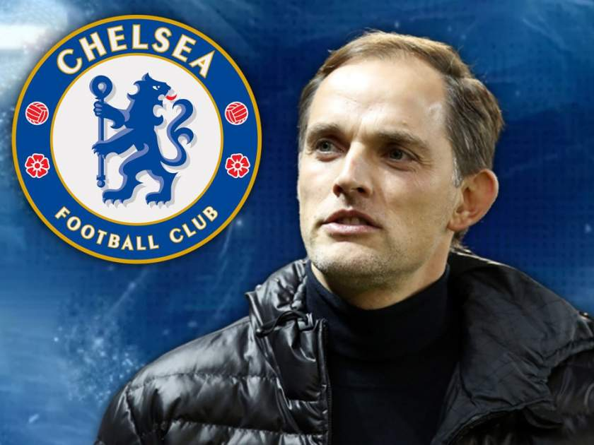 Thomas Tuchel: Chelsea appoint Frank Lampard successor who reunites with Thiago Silva and Christian Pulisic at Stamford Bridge