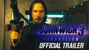 """The """"John Wick: Chapter 3"""" Trailer Is Stunning: Watch"""